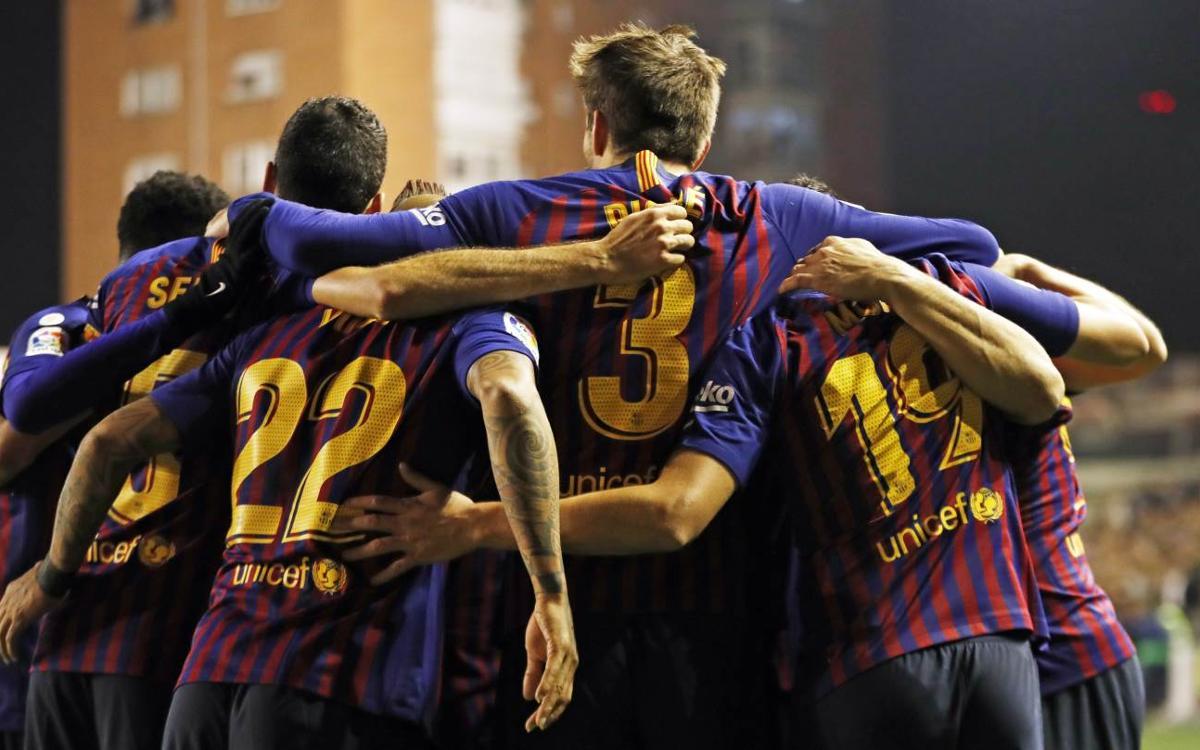 Vidéo - Les moments forts de la remontada du FC Barcelone chez le Rayo Vallecano (2-3)