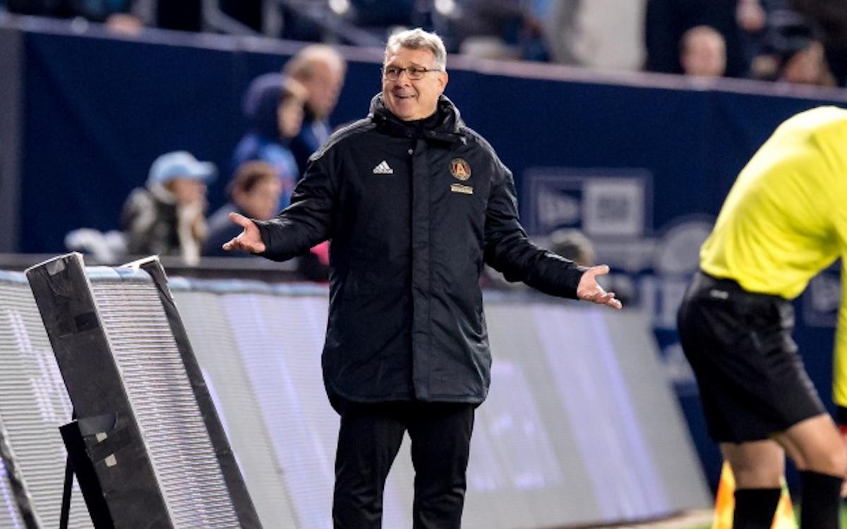 Former FC Barcelona coaches square off in MLS Eastern Conference semifinals