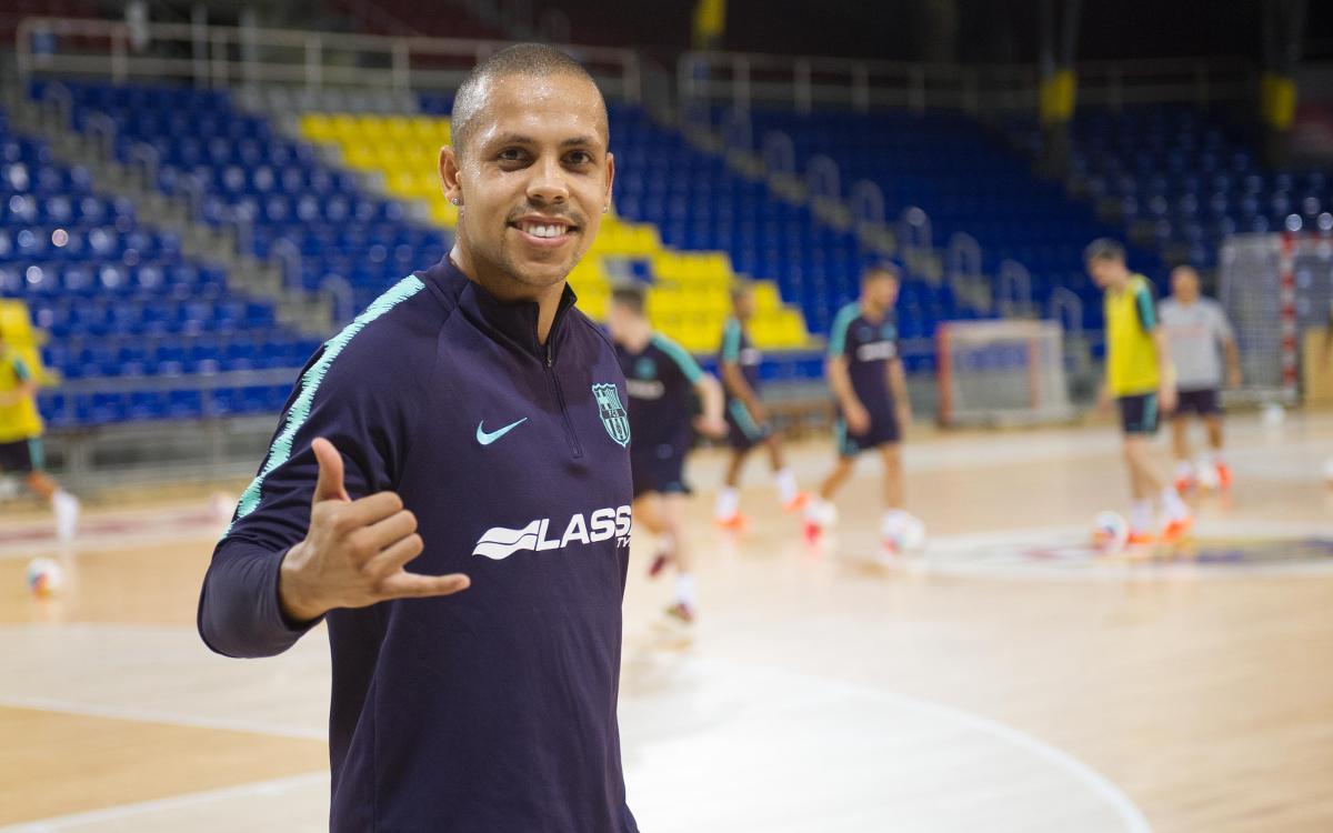 Al asalto del liderato contra Palma Futsal