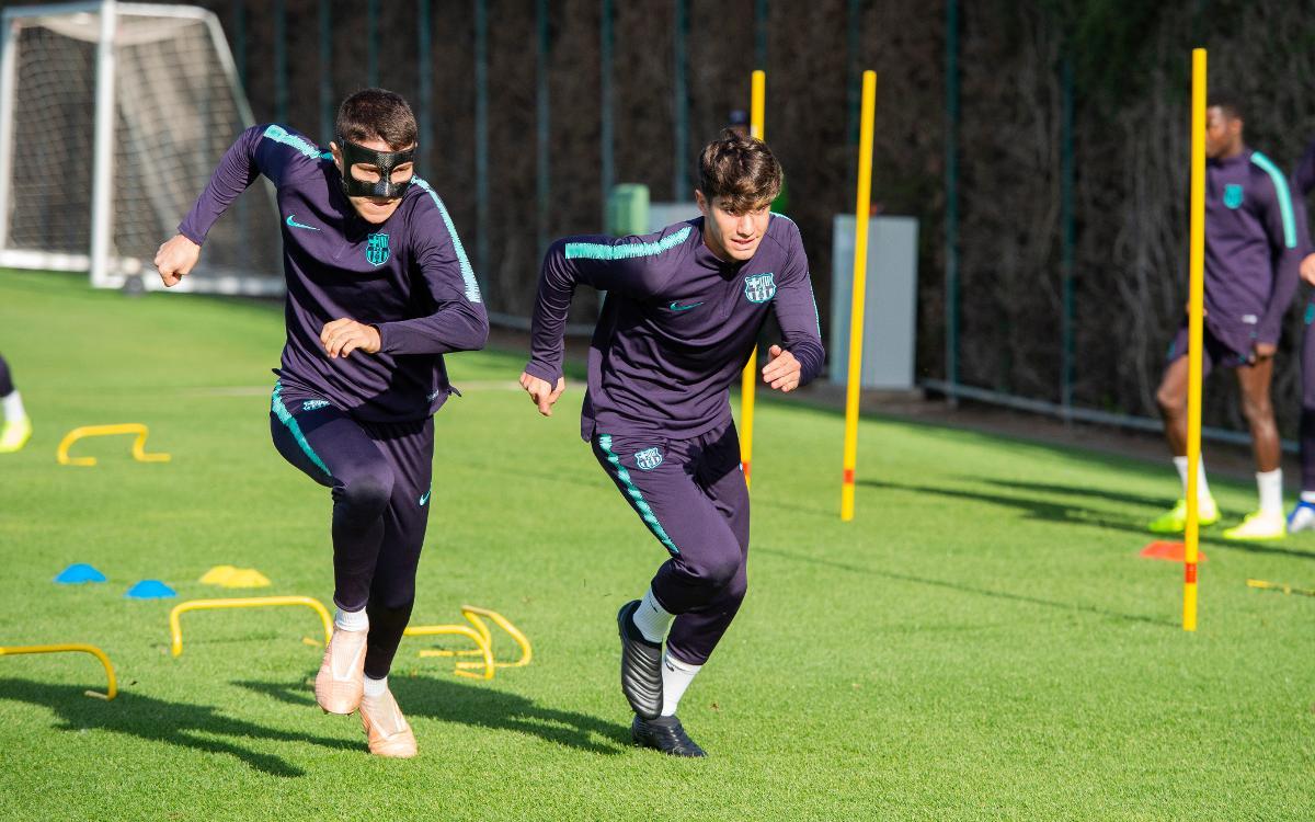 Teruel - Barça B: ¡A recuperar las buenas sensaciones!