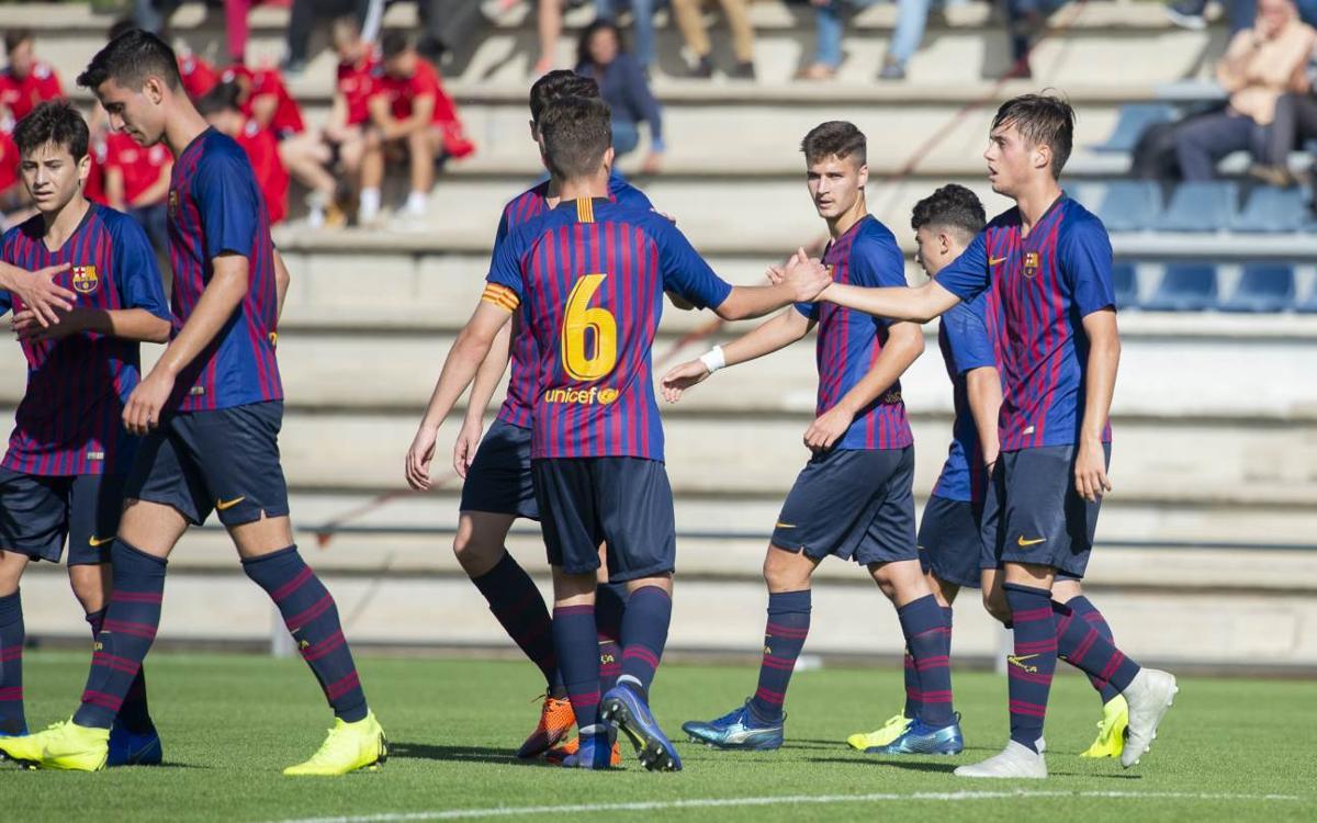 TOP-5: Els millors gols de la setmana a la Masia