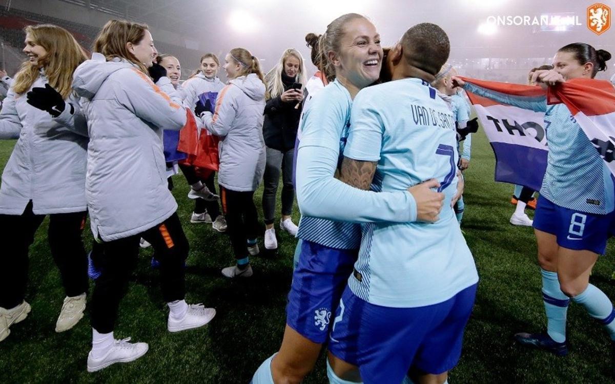 Lieke Martens serà al Mundial