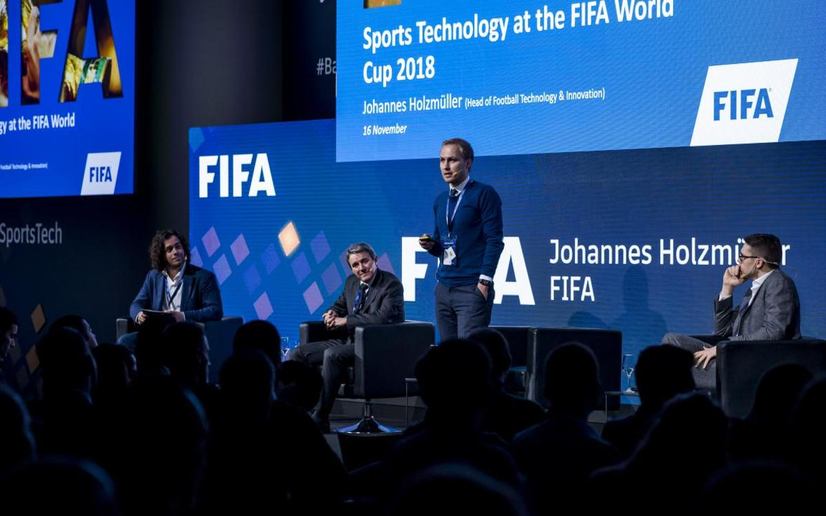 Barça Innovation Hub and FIFA create standard format for transfer of control data