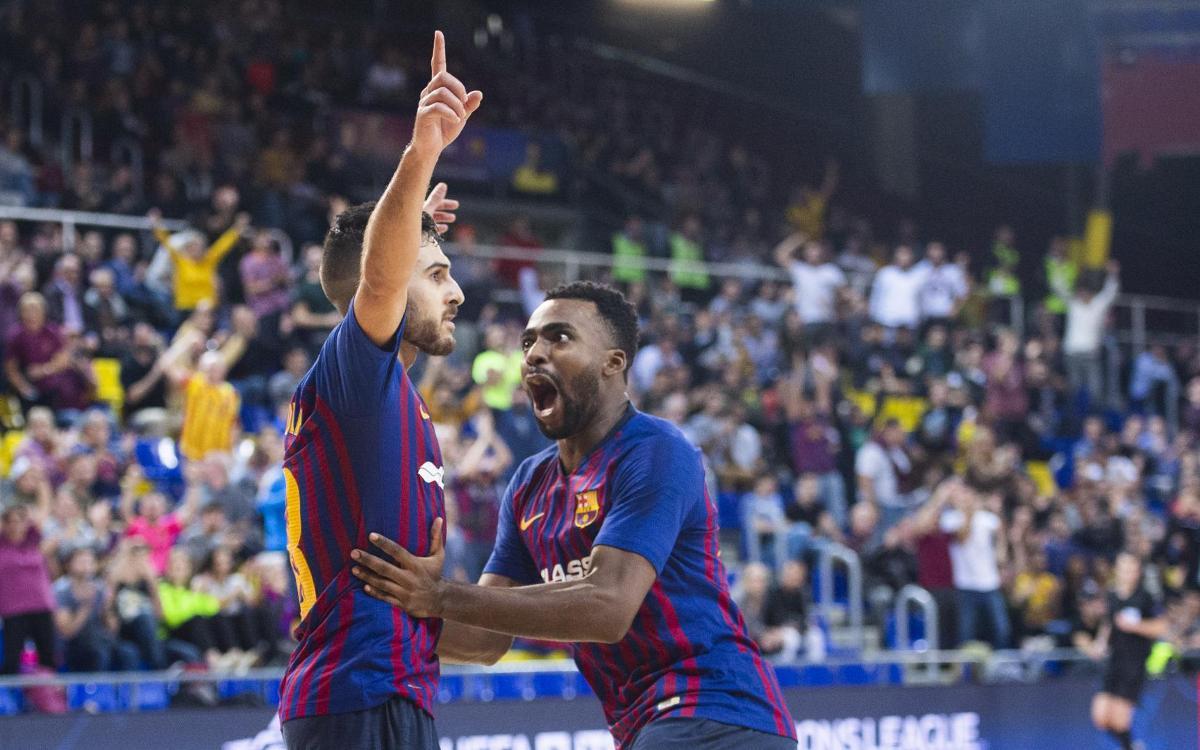 Barça Lassa – Record Bielsko-Biala: Mantenir el ritme!