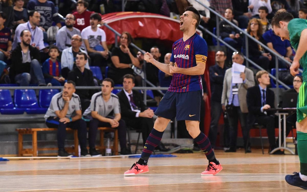Barça Lassa – TTG Ugra Yugorsk: Objectiu: la Final Four!