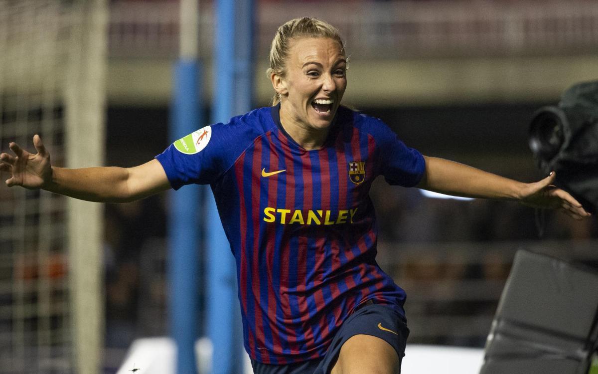 Barça vs Atlético Madrid: Duggan seals comeback (2-1)