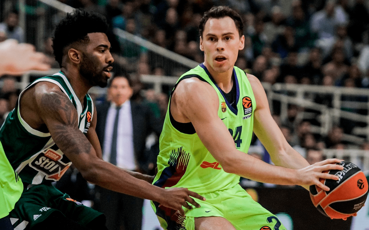 Panathinaikos OPAP – Barça Lassa: Losers in a tight contest (76-70)