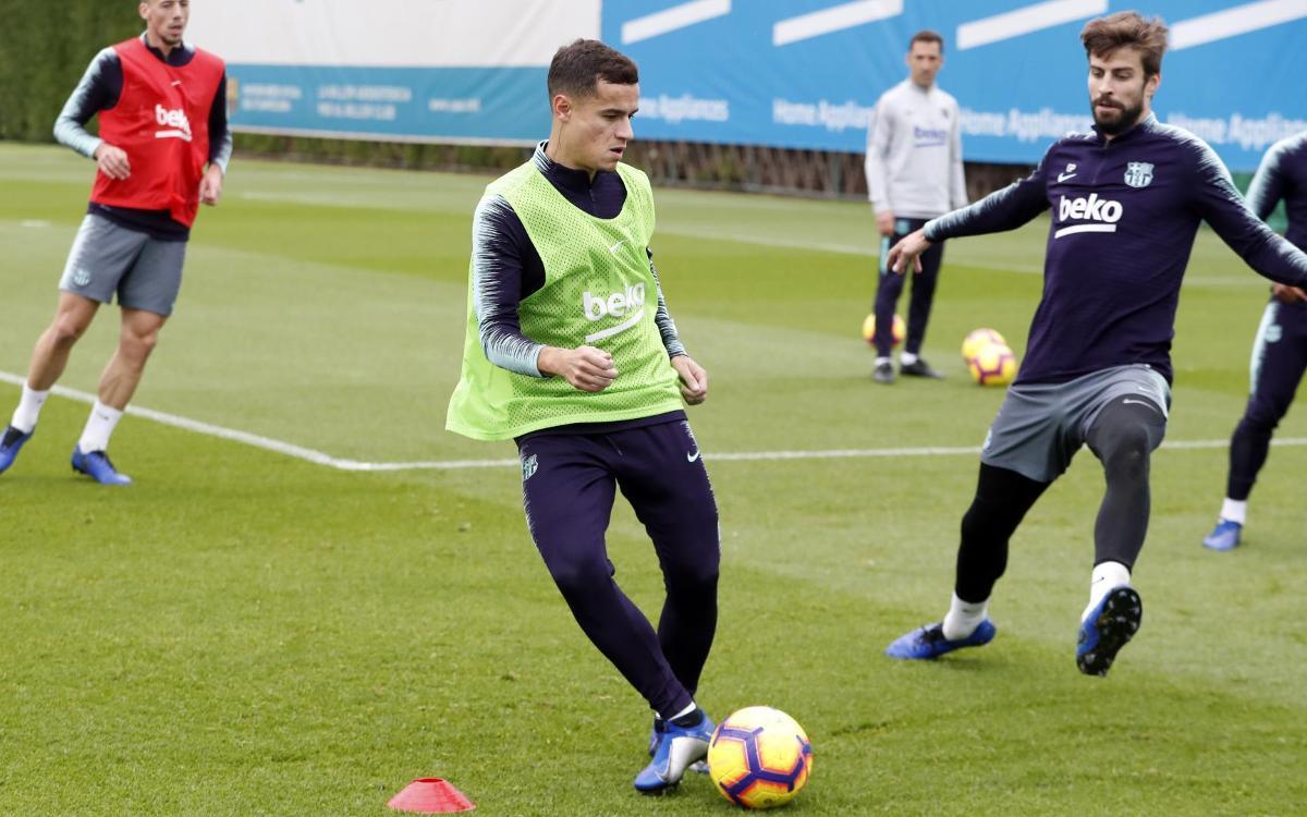 Return to training