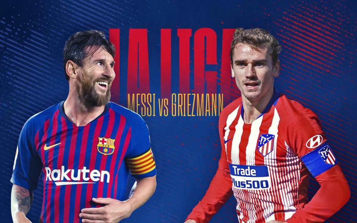 Griezmann vs. Messi: ¿Quién tiene mejores números?