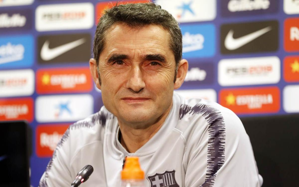 Ernesto Valverde: