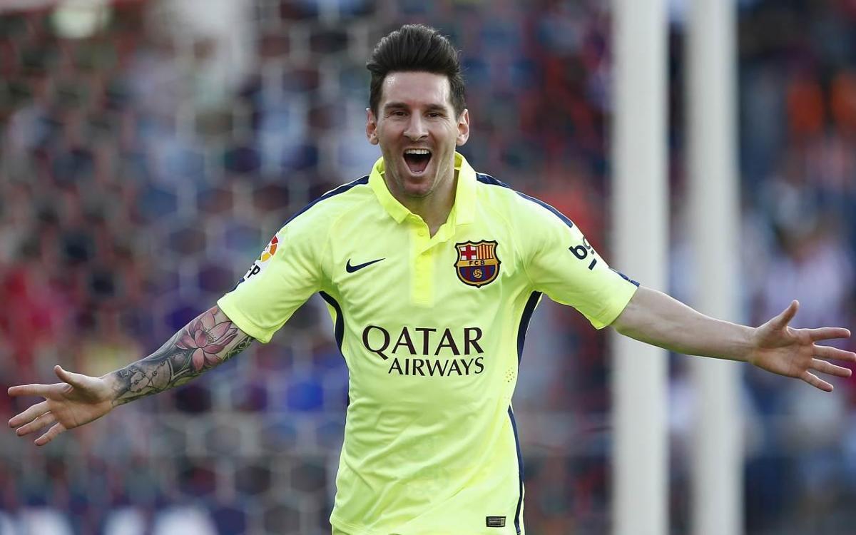 Vidéo - Les plus beaux buts de Messi au Vicente Calderón
