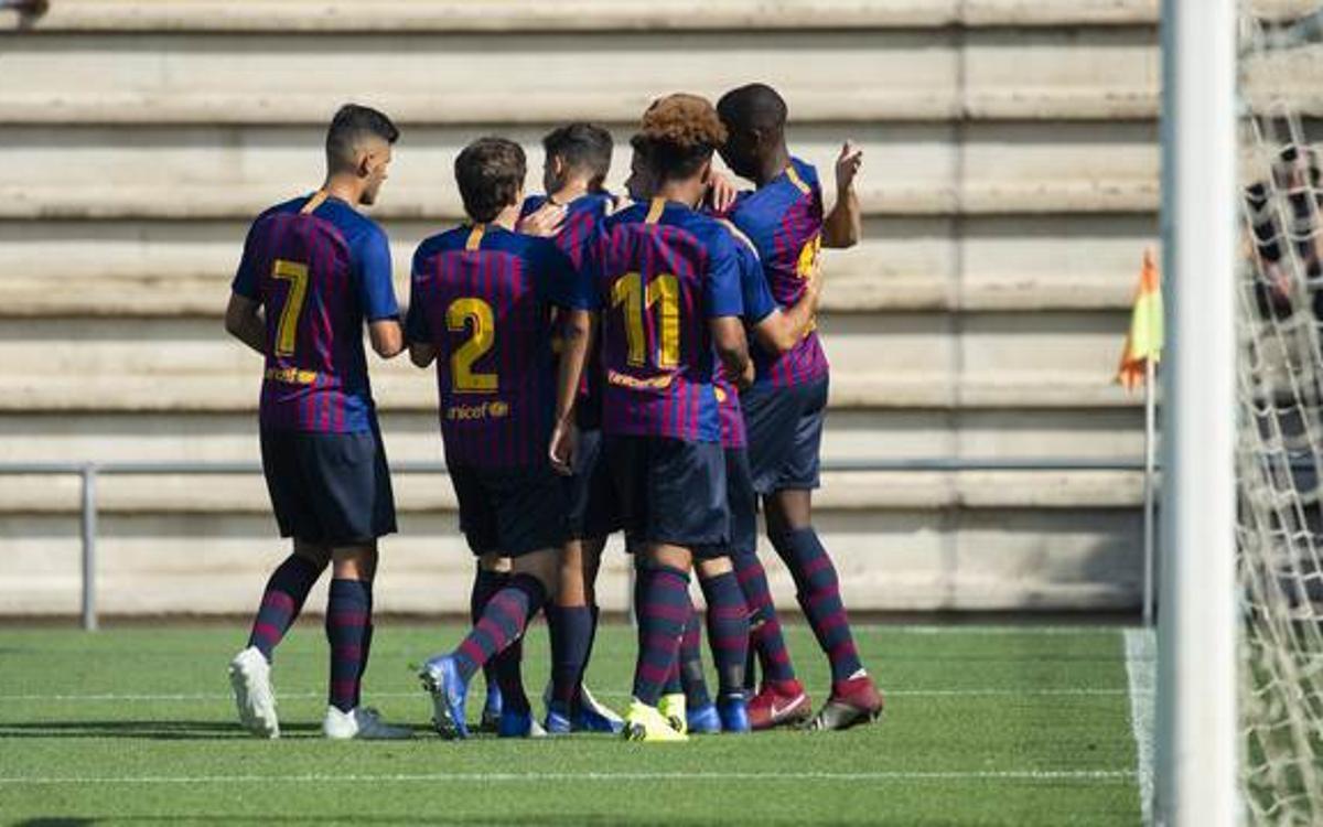 Girona – Juvenil A: Victòria en un camp complicat (1-3)