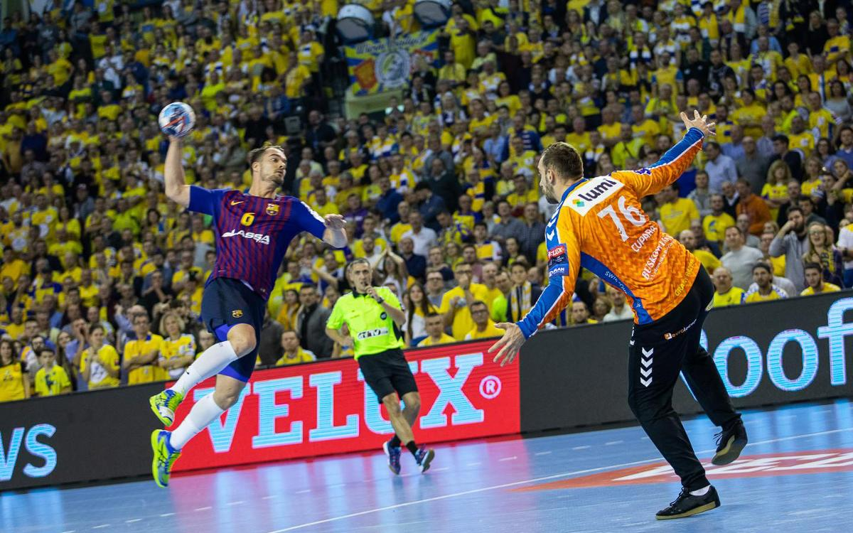 PGE Vive Kielce – Barça Lassa: High speed victory (36-42)