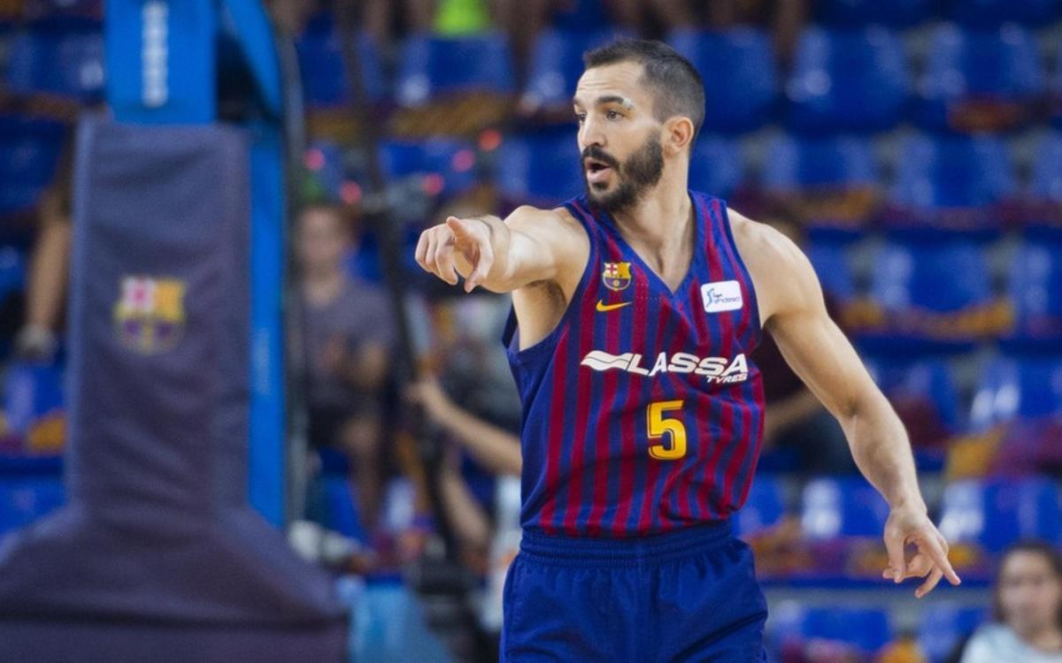 Barça Lassa - Reial Madrid: El Clàssic de l'ACB visita el Palau
