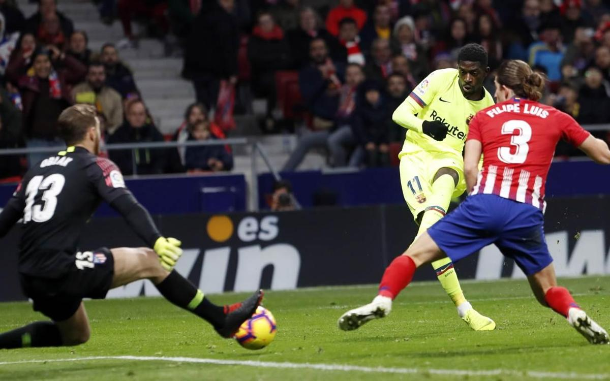 Vidéo - Le best-of Dembélé 2018/19 avec le FC Barcelone