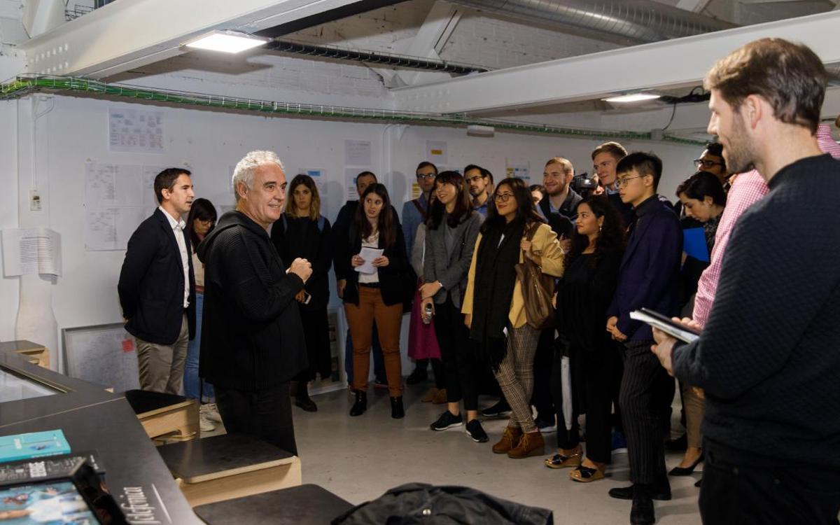 El BIHUB se somete a una auditoría creativa inspirada por Ferran Adrià