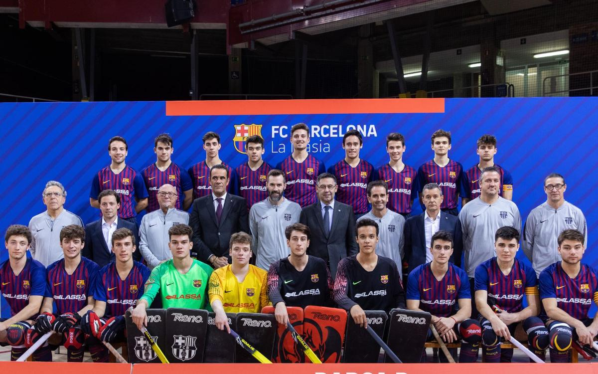 Barça C Hockey 2018-19