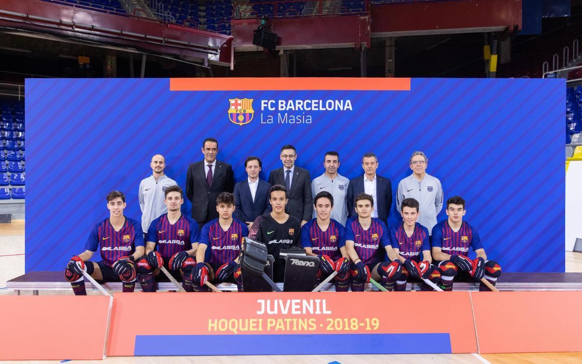 Juvenil Hockey 2018-19