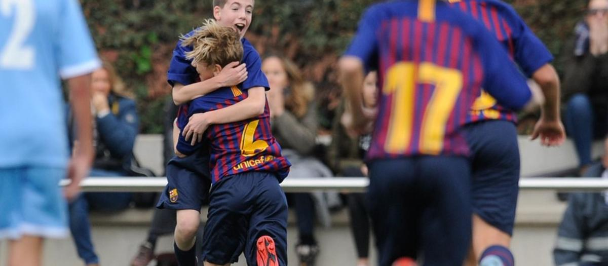 La Masia: Top 5 goals of the week