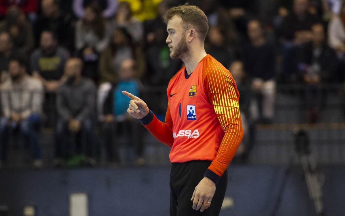 BM Granollers 23-30 Barça Lassa: The derby is blaugrana