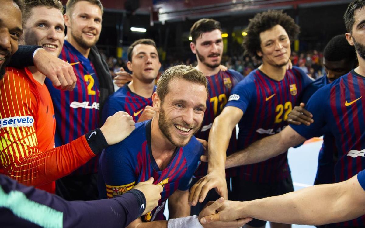 El Barça Lassa cierra un noviembre perfecto