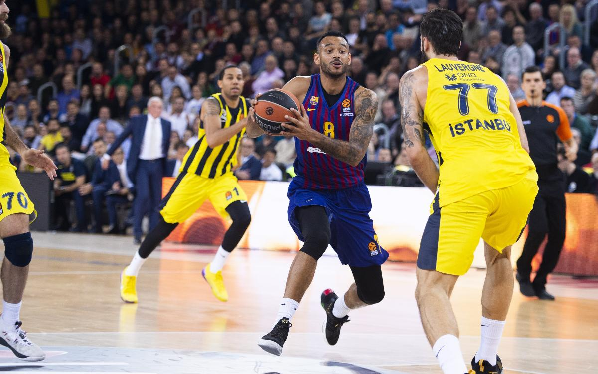 21300efd0 FC Barcelona Lassa – Fenerbahçe  Beaten by Turkish effectiveness (65-84)