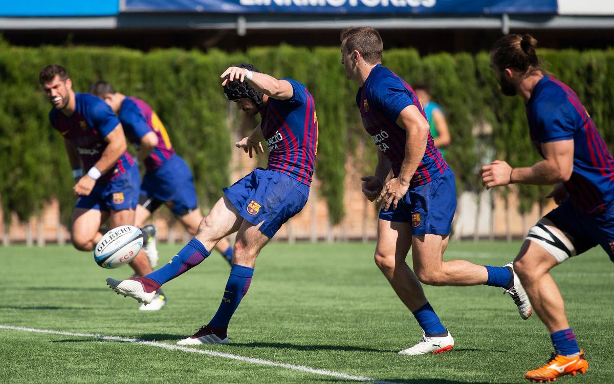 El Barça empata amb el Cisneros i serà a les semifinals de la copa