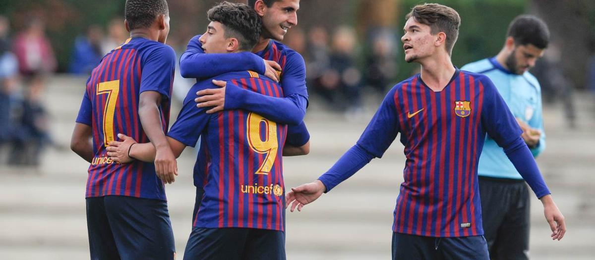 Escola F. Gironès-Sabat - Juvenil B: Quinta victoria consecutiva (0-4)