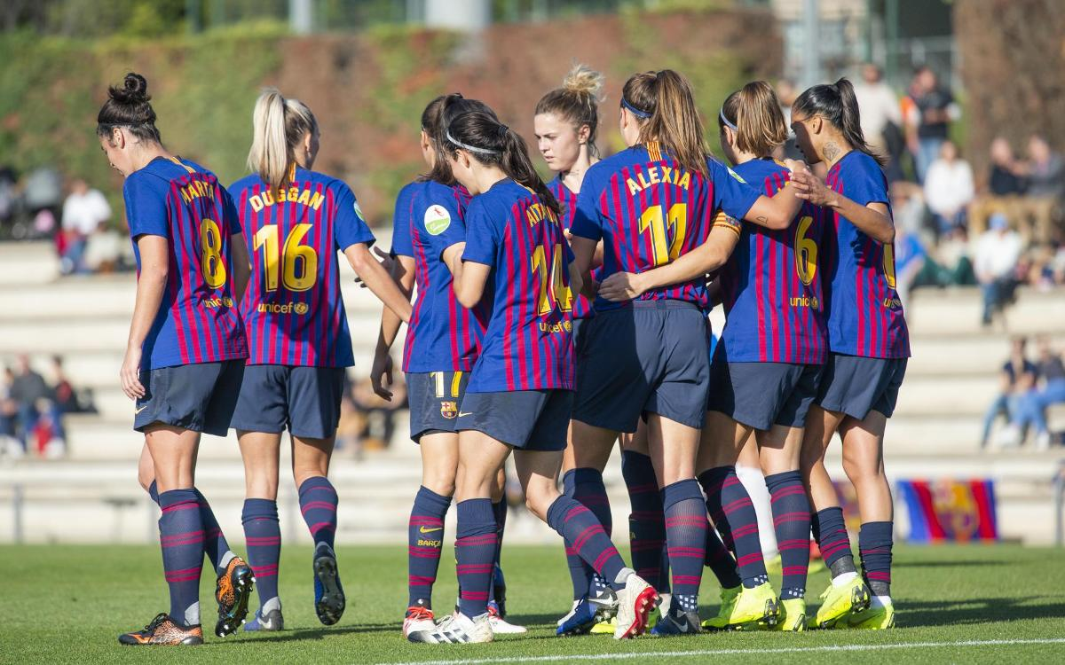Barça 3-0 UD Granadilla Tenerife: Not an easy win