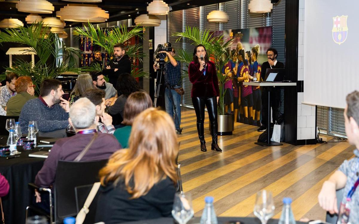 Laboratorio de ideas para potenciar el papel de la mujer en la actividad del Club