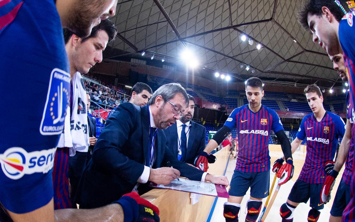 PRÈVIA - El desig d'una victòria per acomiadar-se del Palau aquest 2018