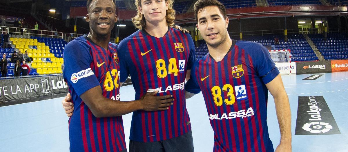 Mamadou Diocou, Alex Pascual i Juri Knorr debuten al primer equip