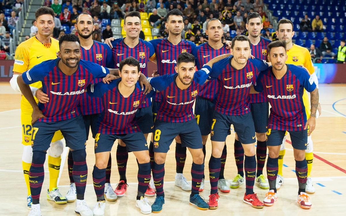 El Barça Lassa, invitado al Trofeo Centenario de la Guipuzcoana