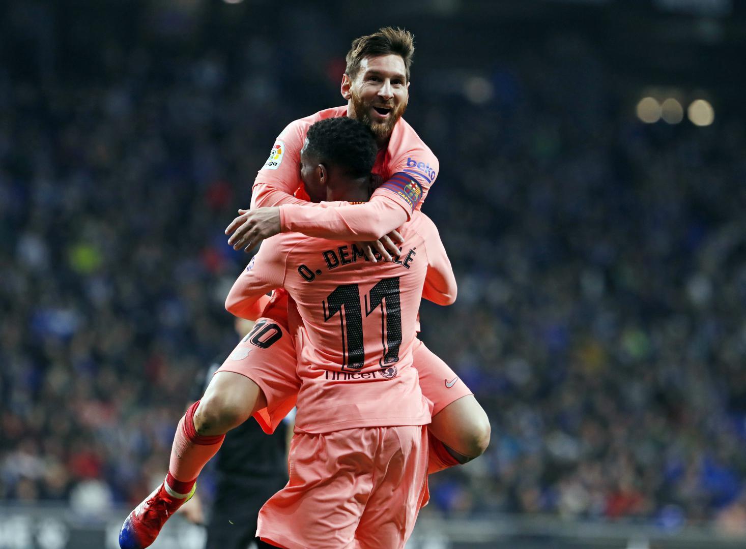 Top Ten goals so far in La Liga
