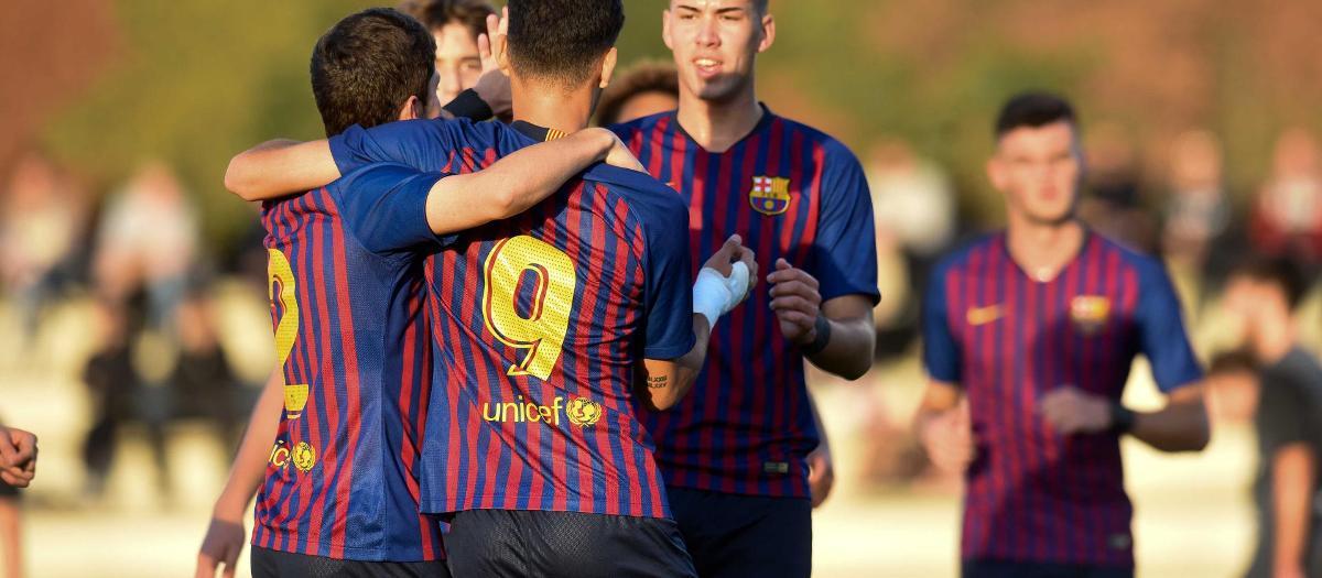 Juvenil A - Manacor: Victoria clave en la lucha por el liderato (2-0)