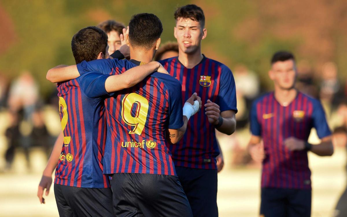Juvenil A – Manacor: Victòria clau en la lluita pel liderat (2-0)