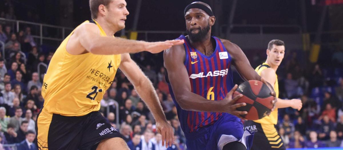 Barça Lassa 77–73 Iberostar Tenerife: Strong second half yields win