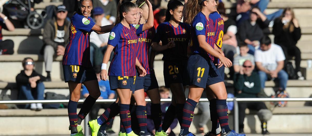 10 datos del 7-0 al Madrid CFF