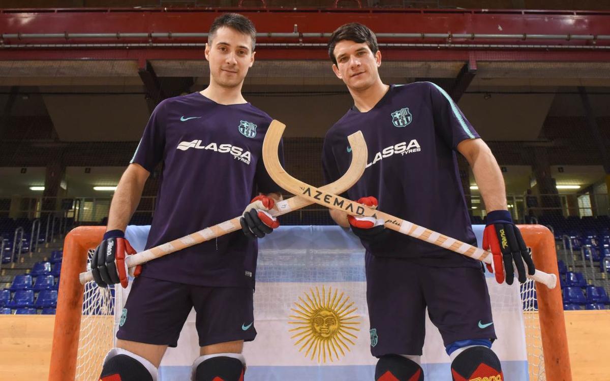 Matias Pascual i Pablo Álvarez: els millors amfitrions de San Juan