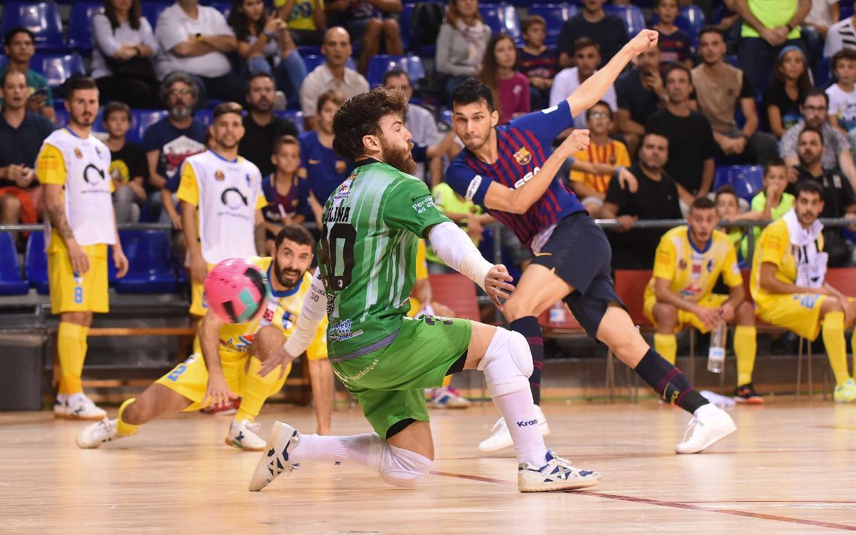 La defensa de la Copa comienza en Peñíscola
