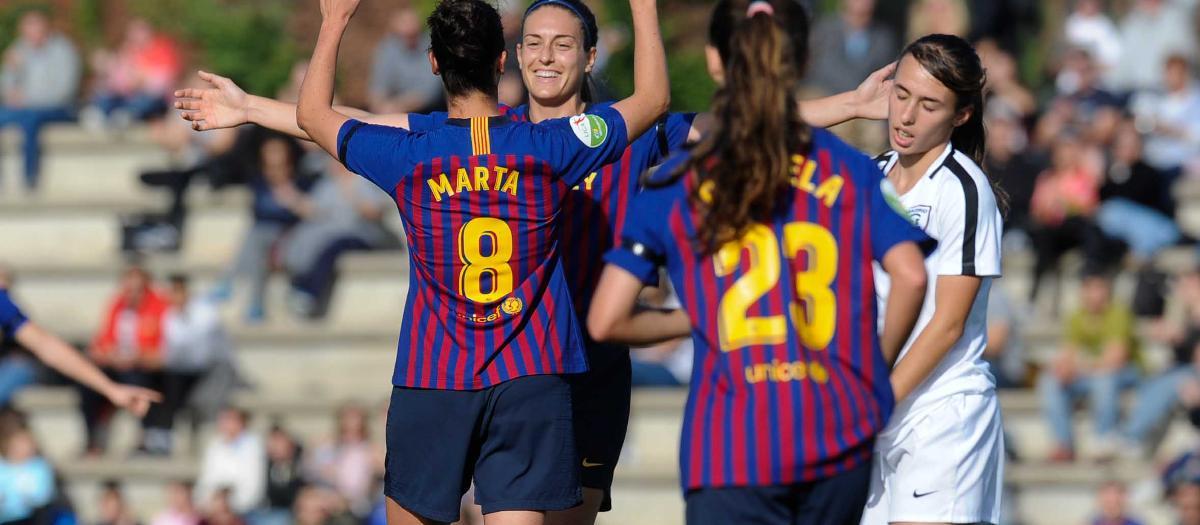 FC Barcelona Femenino - EDF Logroño (previa): A por la sexta