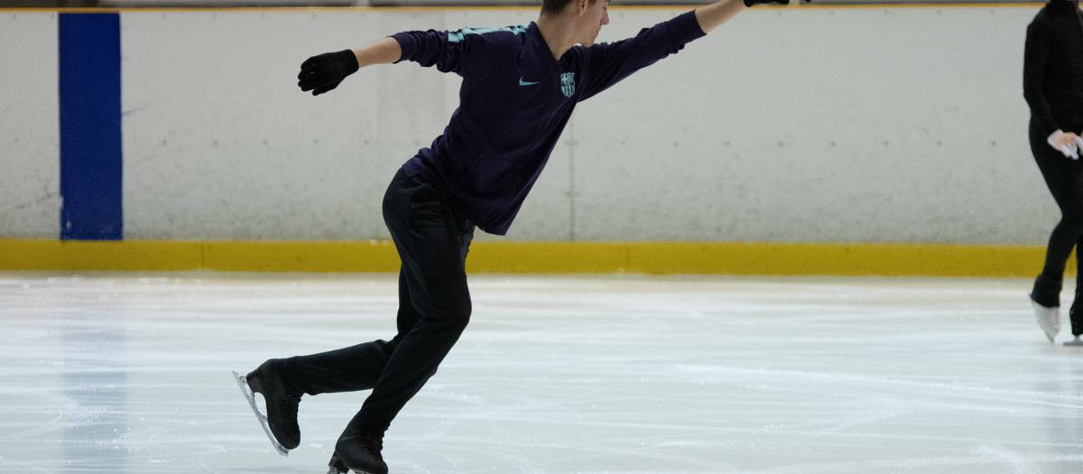 El Barça comptarà amb 12 representants al campionat d'Espanya de patinatge
