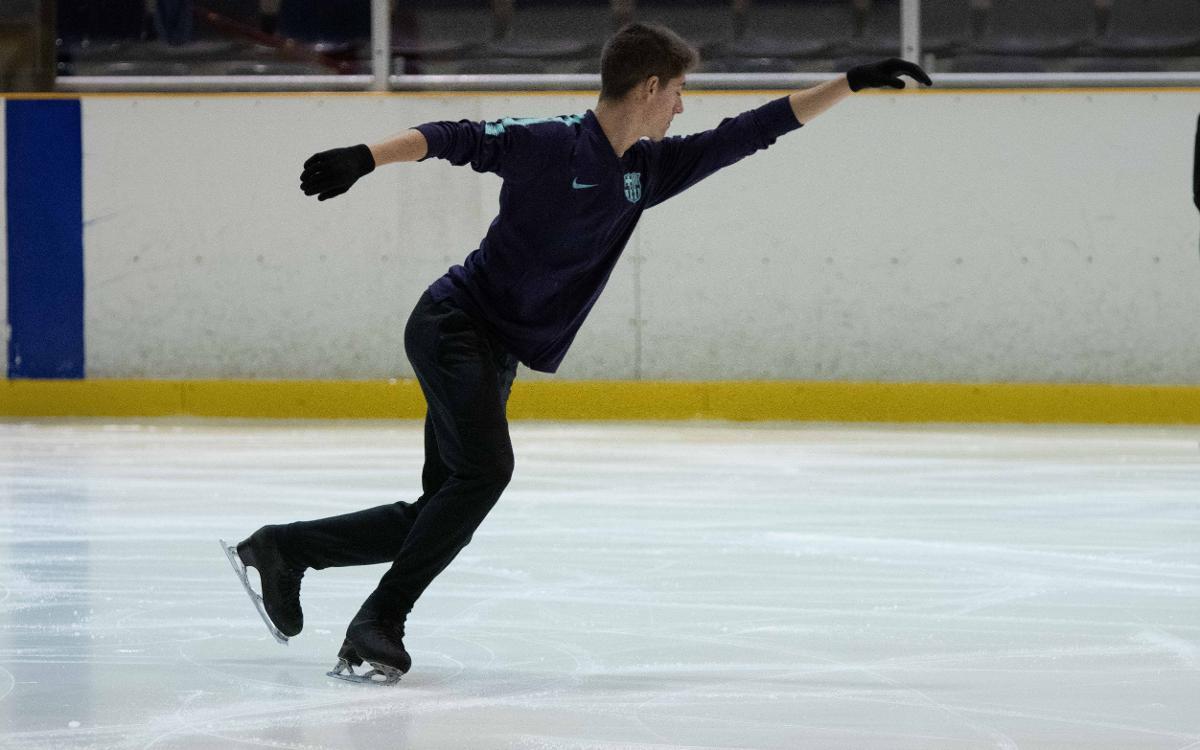 El Barça contará con 12 representantes en el campeonato de España de patinaje