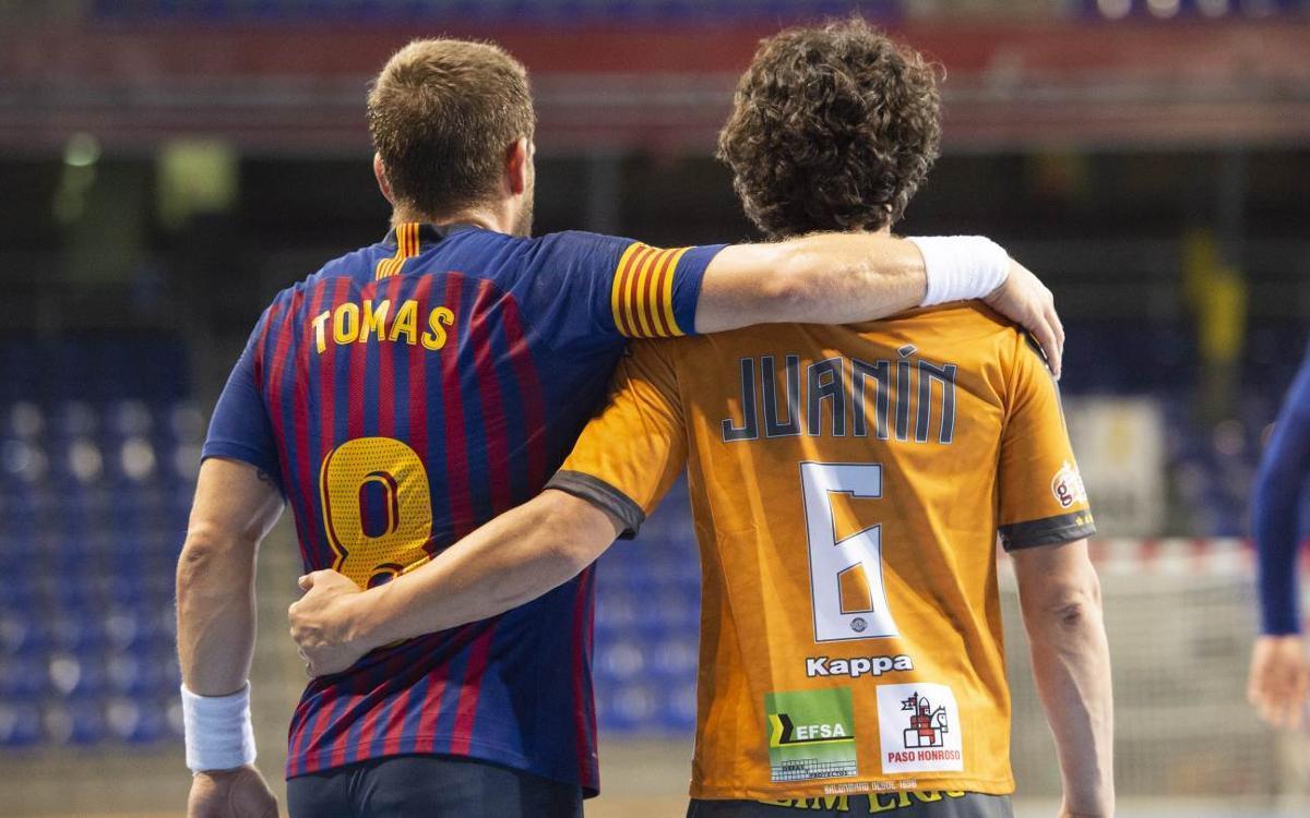 Barça Lassa – Abanca Ademar León: Comienza la defensa de la Copa Asobal