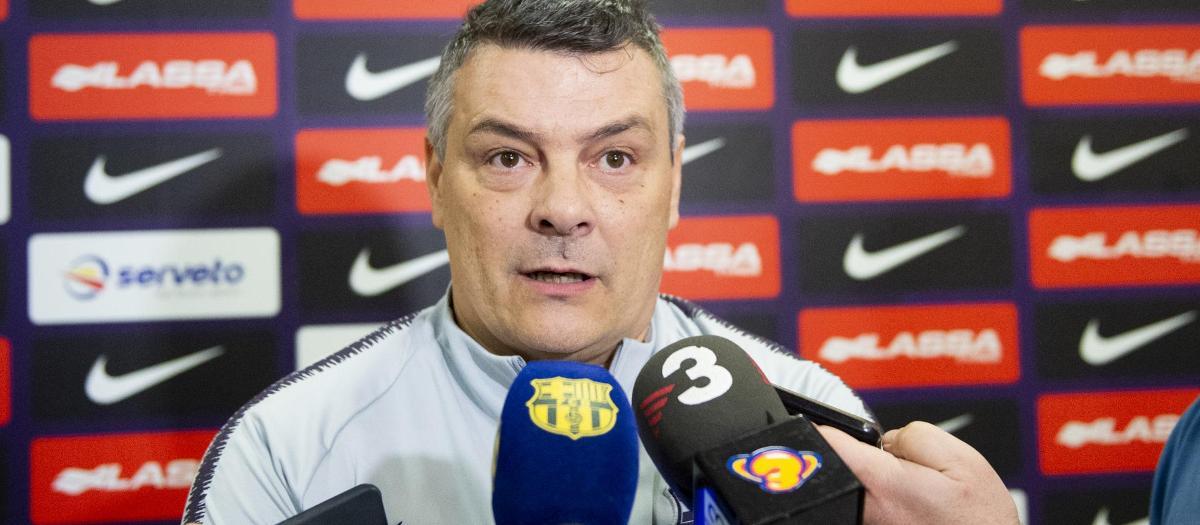 Xavi Pascual:
