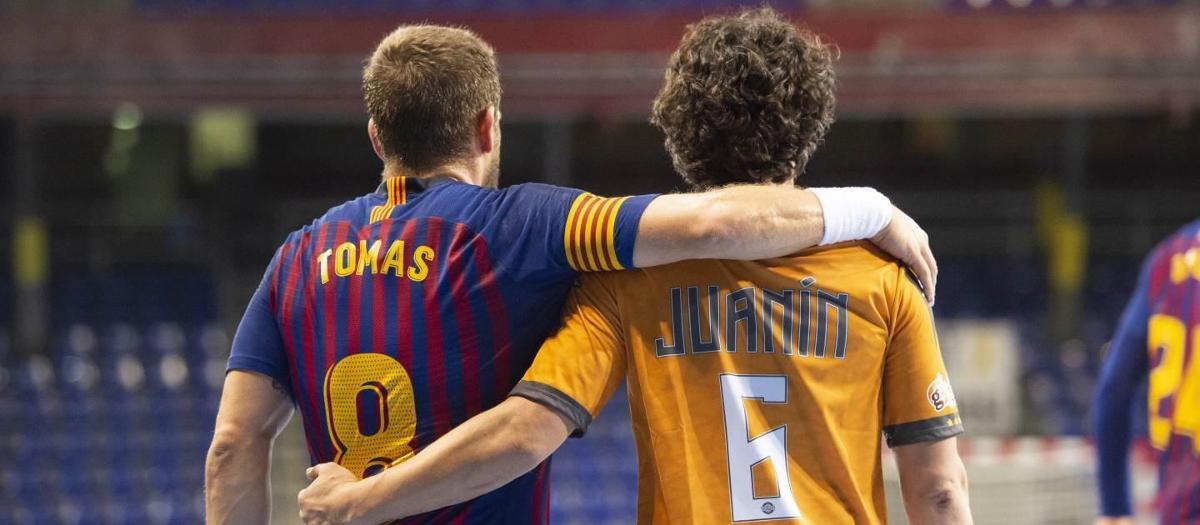 Barça Lassa – Abanca Ademar León: Comença la defensa de la Copa Asobal