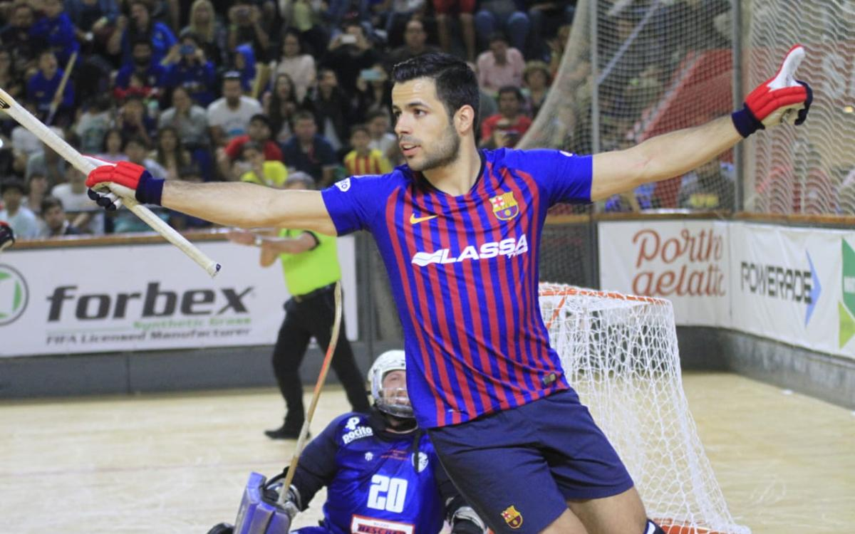 Barça Lassa 7 - 2 Concepción PC: Blaugrana show at the Aldo Cantoni