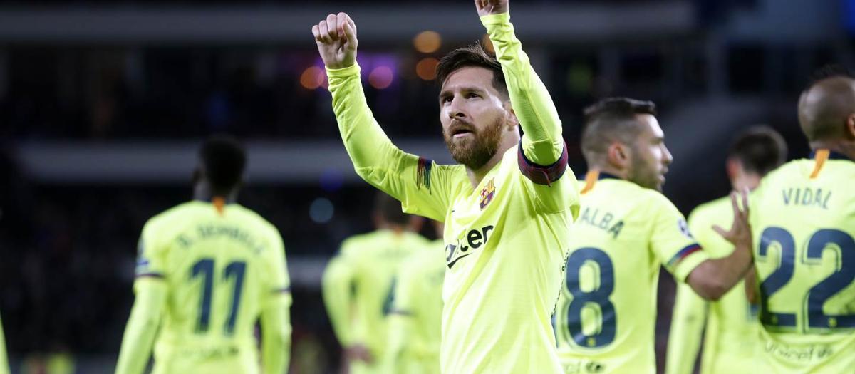 PREVIA - Levante UD – FC Barcelona