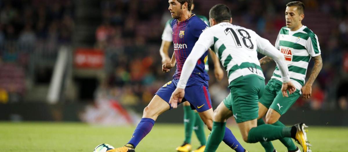 Confirmado el horario del FC Barcelona – Eibar