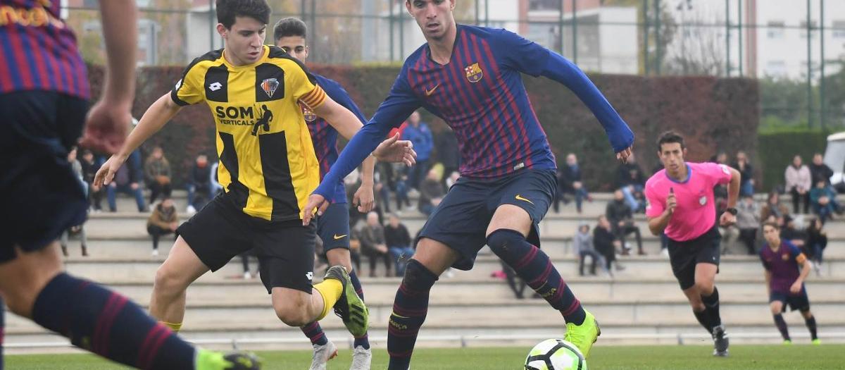 Juvenil B – Mataró: Victòria treballada davant un rival complicat (4-1)